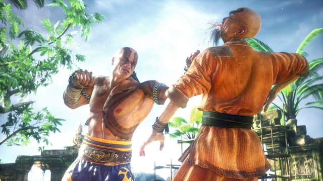 Gamescom: The Fighter Within Punches To Xbox One