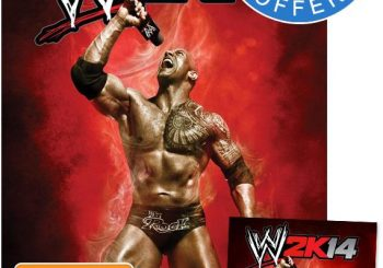 Free Poster When You Pre-Order WWE 2K14