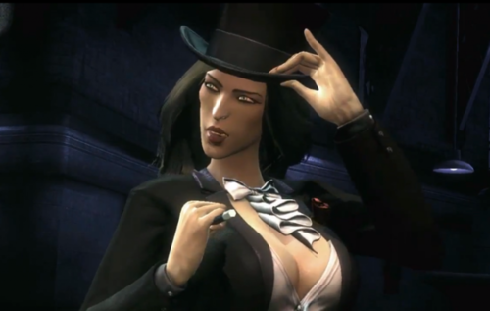Injustice Newcomer Zatanna Available Today