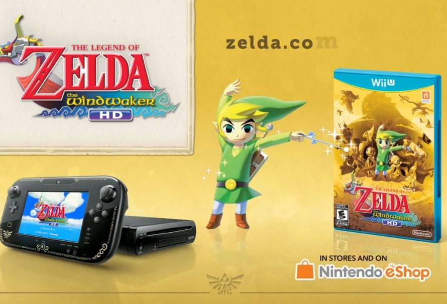 8d2006be2ad The Legend of Zelda  The Wind Waker HD Wii U Bundle Confirmed