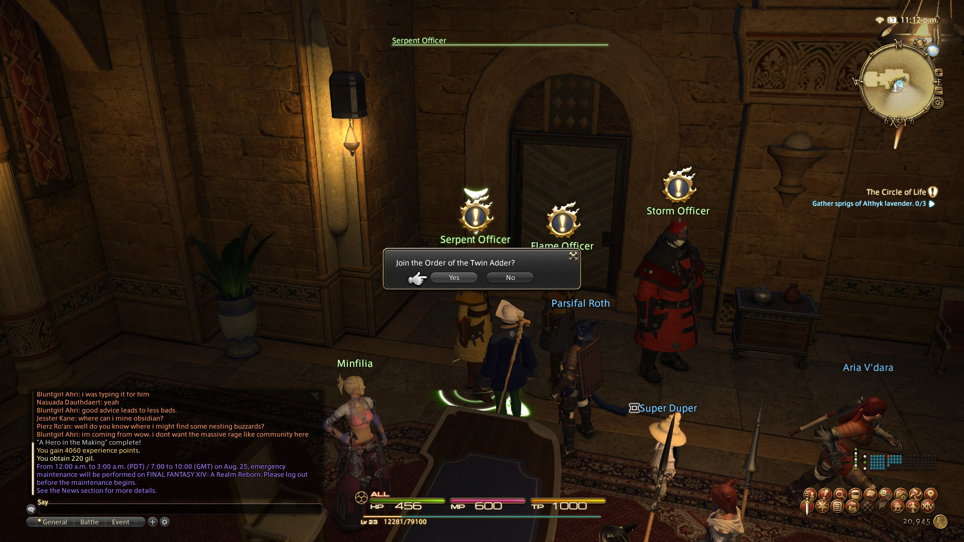 Final Fantasy XIV - Grand Companies Detailed