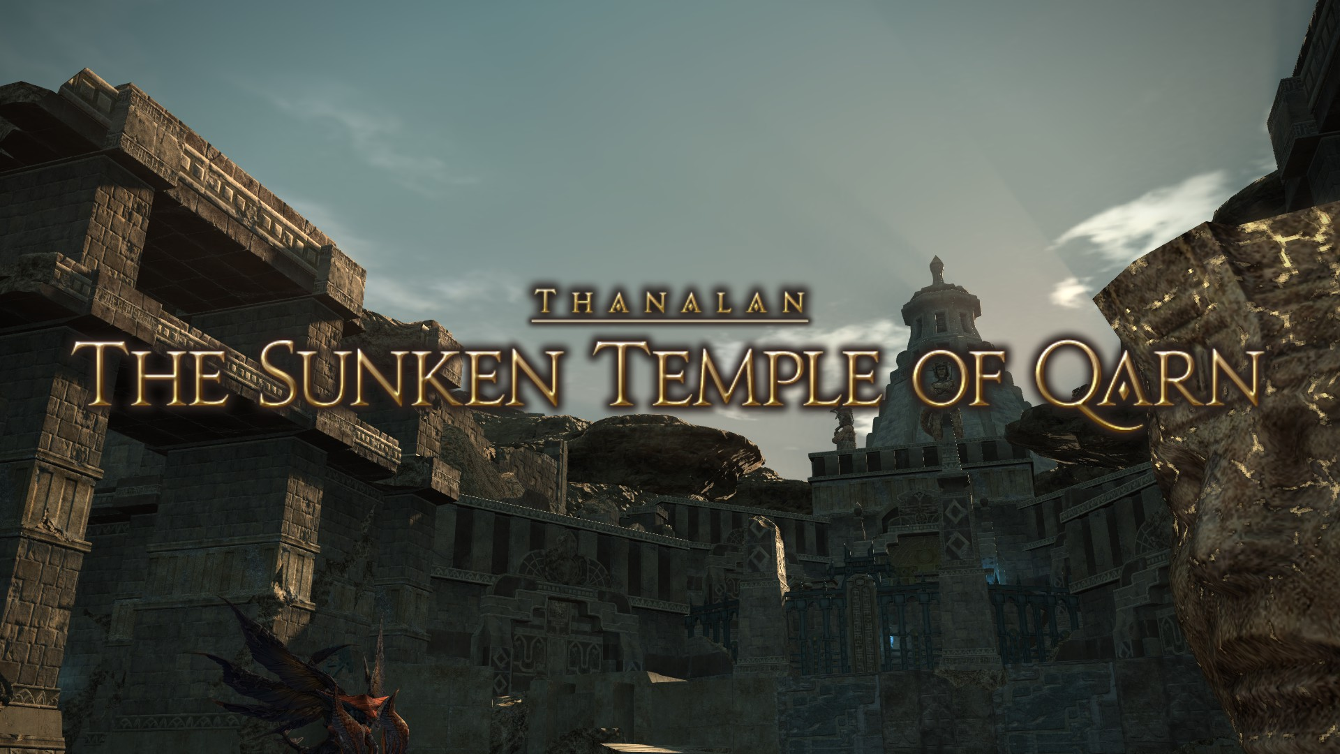 Final Fantasy XIV Guide - The Sunken Temple of Qarn Overview