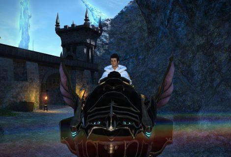 Final Fantasy XIV Guide - Acquiring the Magitek Armor Mount