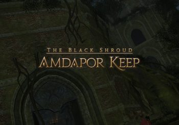 Final Fantasy XIV Guide - Amdapor Keep Overview