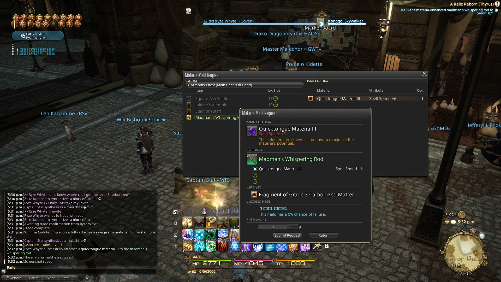Final Fantasy XIV Guide - Acquiring the Relic Weapons