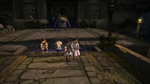 Final Fantasy XIV - The Wanderers Palace 03