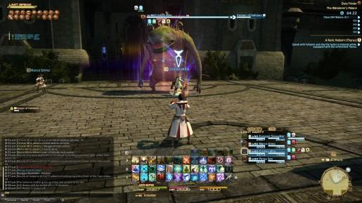 Final Fantasy XIV - The Wanderers Palace 05