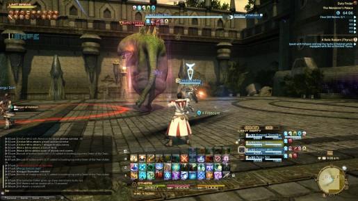 Final Fantasy XIV - The Wanderers Palace 04