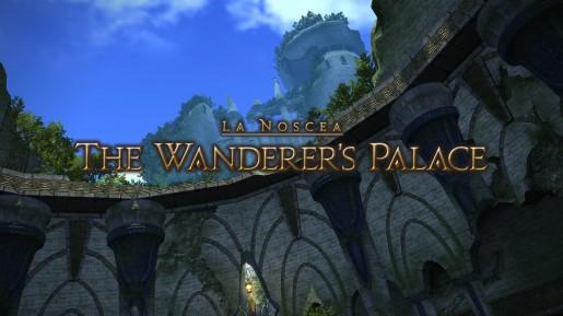 Final Fantasy XIV - The Wanderers Palace