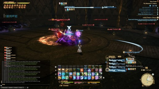 Final Fantasy XIV - The Wanderers Palace 11