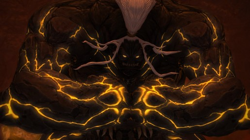 Final Fantasy XIV Primal Guide- Titan Hard Mode 02