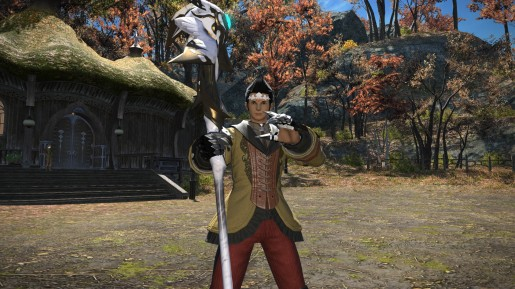 Final Fantasy XIV Guide - Relic Weapons Featured