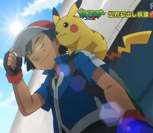 New Pokemon X/Y Anime Trailer Released