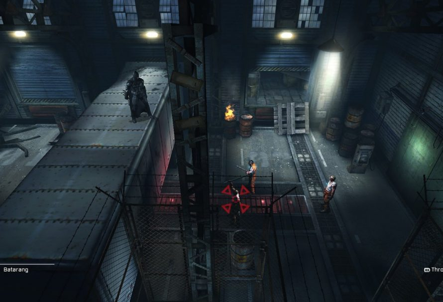 Batman: Arkham Origins Blackgate bosses explained