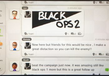 Wii U Miiverse receives a few updates