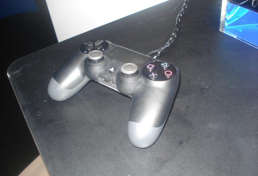 PS4 DUALSHOCK 4 Controller – Hands On