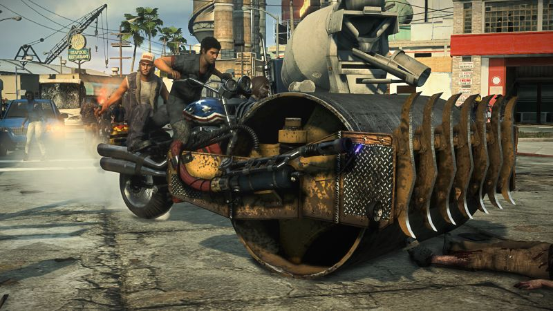 Dead Rising 3 Not Stalking Onto Xbox 360