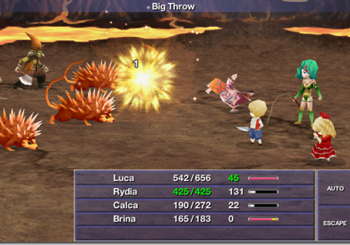 Final Fantasy IV: The After Years coming to North America this Winter