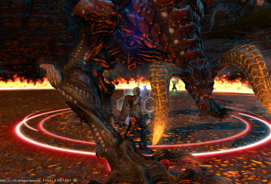 Don't Need PS Plus With Final Fantasy XIV On PS4