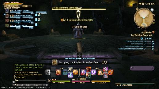Final Fantasy XIV Galvanth The Dominator (1)