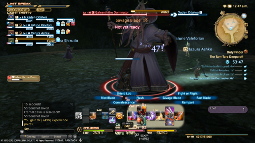 Final Fantasy XIV Galvanth The Dominator (3)