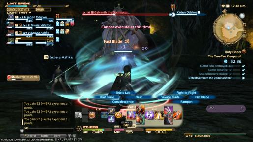 Final Fantasy XIV Galvanth The Dominator (4)
