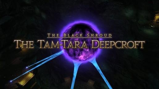 Final Fantasy XIV Tam-Tara Deepcroft
