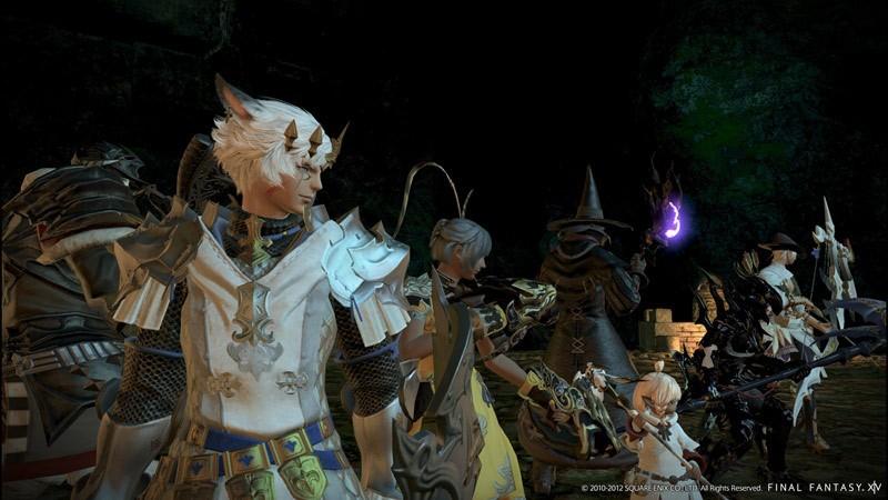 Final Fantasy XIV: A Realm Reborn Review In Progress