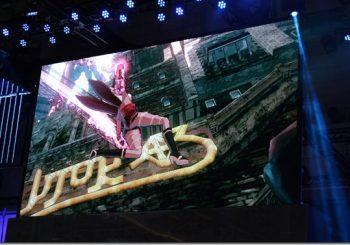 TGS: New Gravity Rush game teased