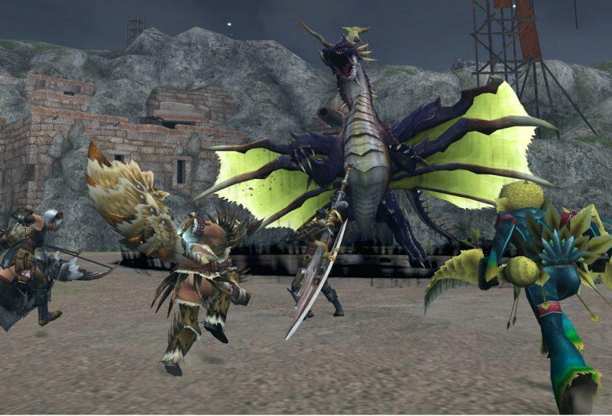 TGS: Monster Hunter Frontier G announced for PS Vita