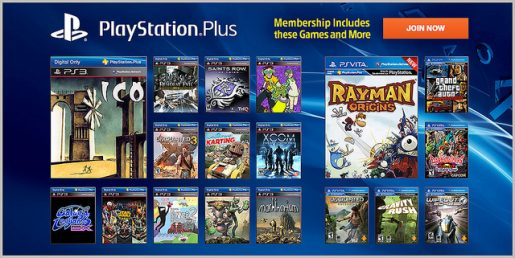 PS Plus - Rayman Origins