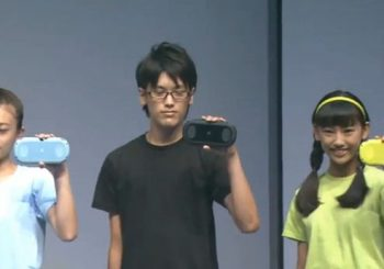 New PlayStation Vita model announced at SCEJA