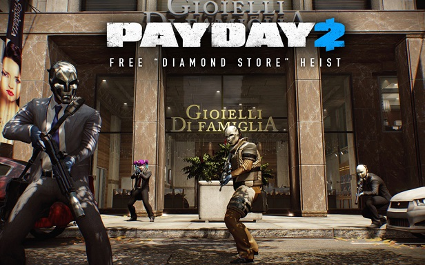 PayDay 2 Update #11 Out Now