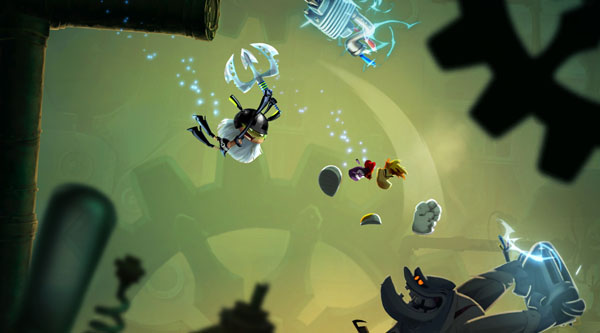 Rayman Legends breaks onto PS4 and Xbox One on February 25