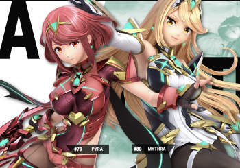 Super Smash Bros. Ultimate's Latest Character is Pyra / Mythra