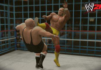 Screenshots of WWE 2K14's 30 Years of WrestleMania Mode