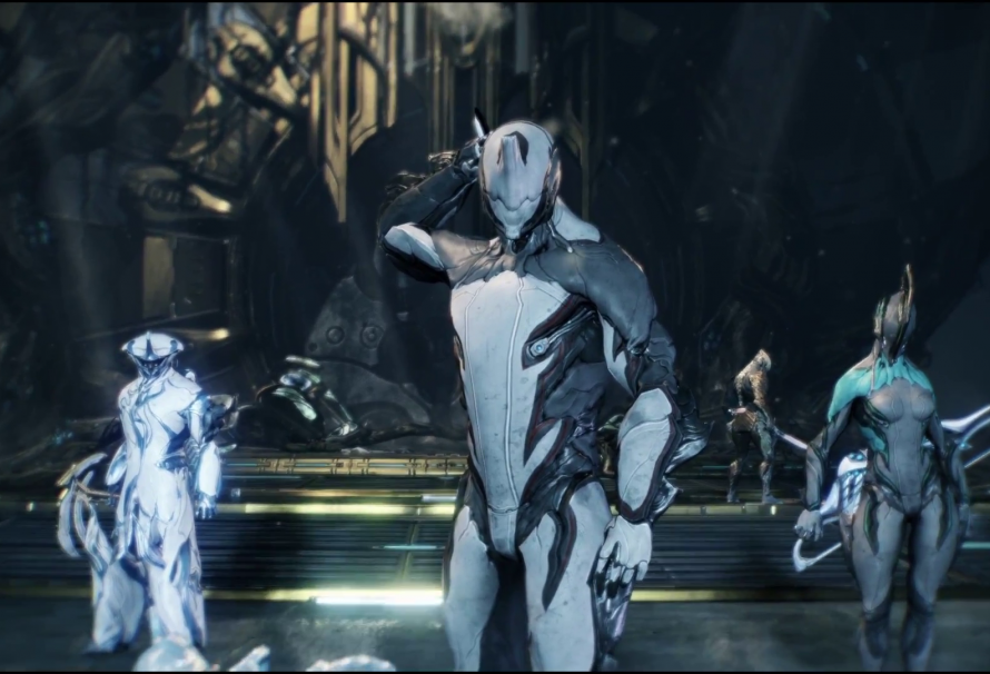 Warframe is exclusive to PS4 for three months
