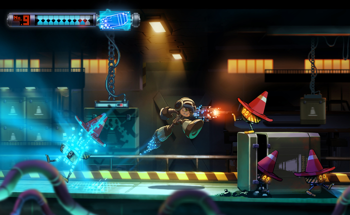 Mighty No. 9 delayed again to Spring 2016