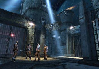 Holy New Batman: Arkham Origins Blackgate Screenshots