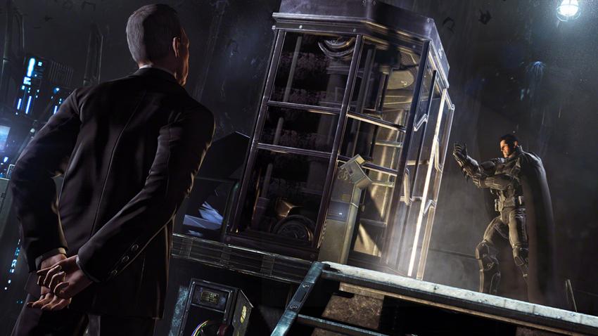 Batman: Arkham Origins DLC and I Am The Night mode explained