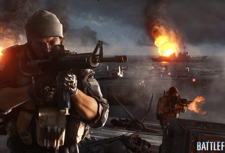 Battlefield 4's Second Assault DLC is coming first on Xbox One
