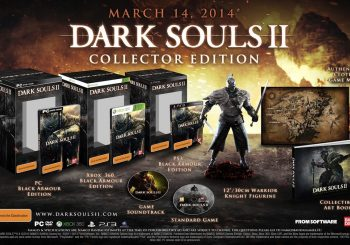 Dark Souls 2 release date and Collector's Edition announced