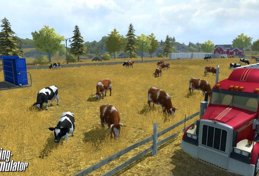 Farming Simulator Launch Trailer Released
