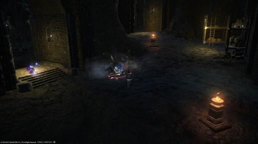 Final Fantasy XIV - Dzemael Darkhold 01