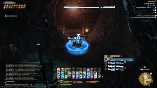 Final Fantasy XIV - Dzemael Darkhold 04