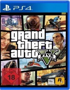 grand theft ps4