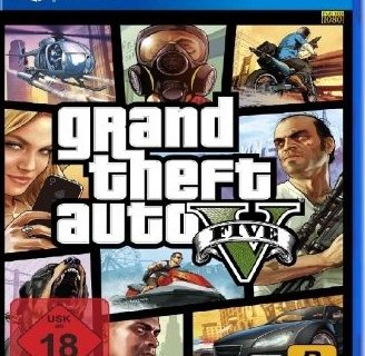 Grand Theft Auto 5 For PS4 Spotted On Amazon Germany