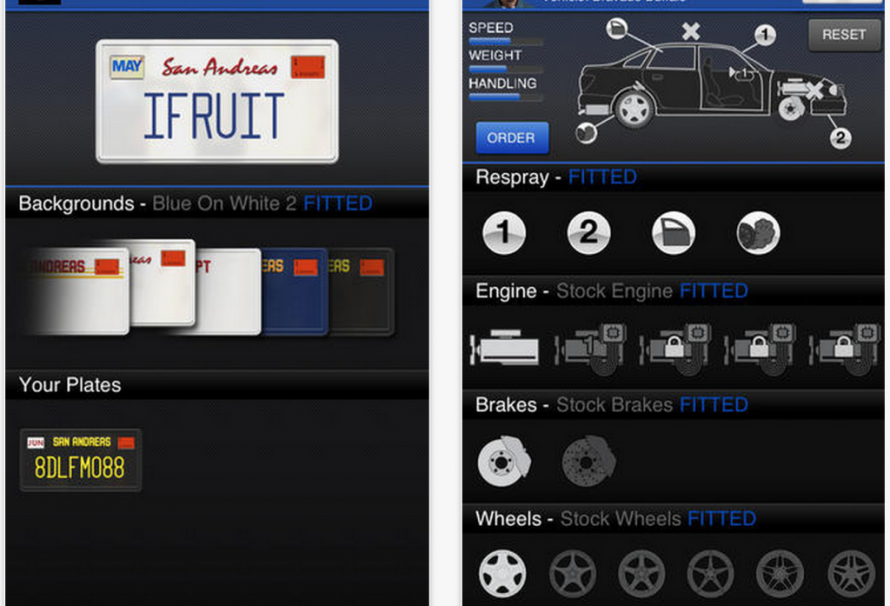 Grand Theft Auto 5 companion app released for iOS