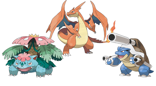 Pokemon X and Pokemon ...X And Y Starter Evolutions