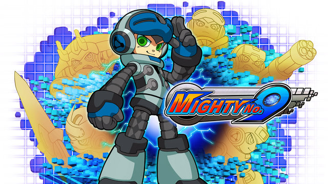 Keiji Inafune Shows Off Himself Playing Mighty No. 9 α2ROM